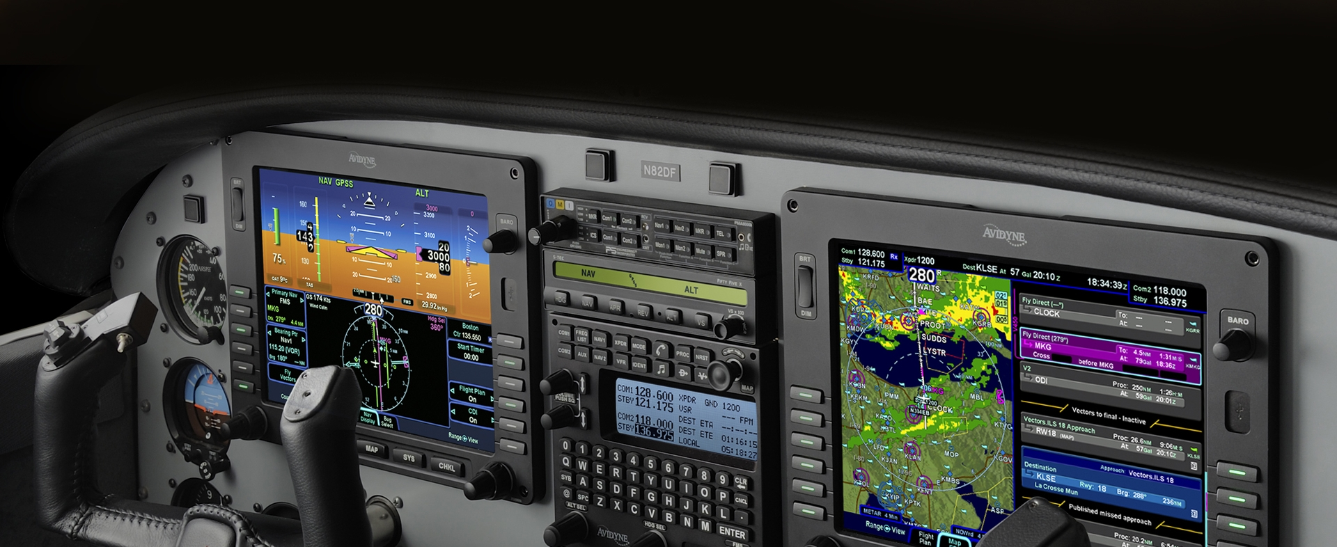 Avionics - RGV Aviation - The UKs leading Glass Cockpit